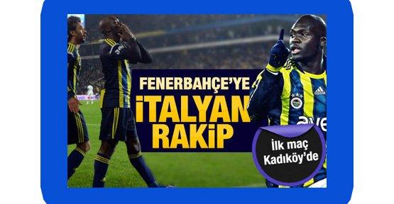 Fenerbahçe'nin rakibi belii oldu