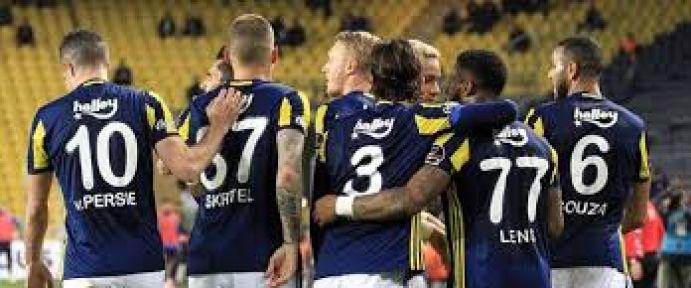 Fenerbahçe'ye Derbi Dopingi