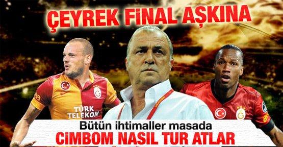 Galatasaray  Schalke 04 Maçı