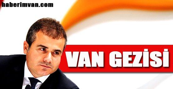 Gençlik ve Spor Bakanı Kılıç Erciş'te - Van Haberleri