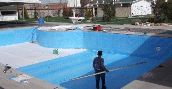 Kaliteli Bir Havuz Liner Kaplama