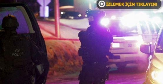 Kanada'da Camiye Alçak Saldırı..Ölü ve Yaralılar Var