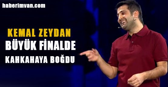 Kemal Zeydan Final Performansı
