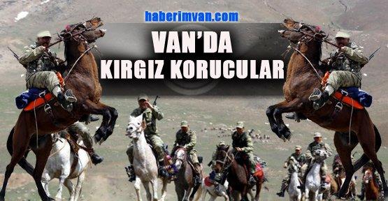 Kırgız Korucuların Hikayesi - Van Haberleri