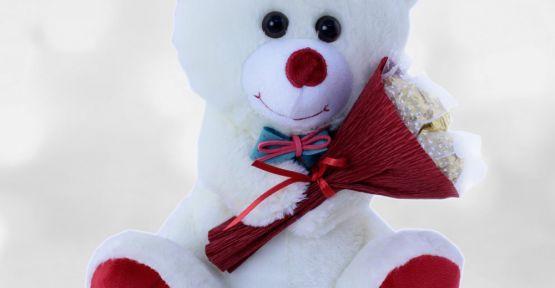 Kocaman bir oyuncak ayıya kim hayır diyebilir ki?
