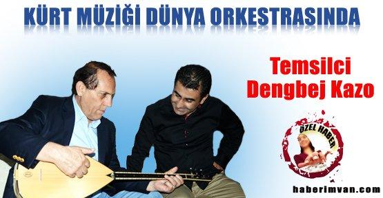 Kürt Müziği Dünya Orkestrasında