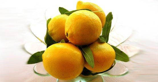 Limonun Yararları Saymakla Bitmiyor