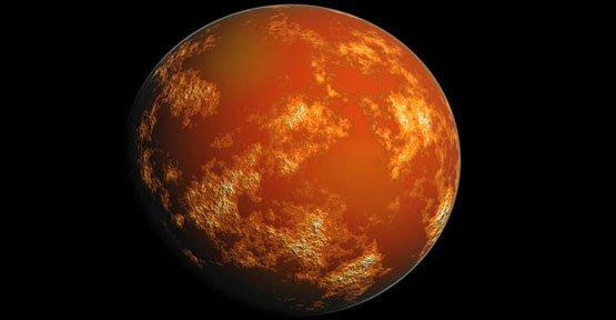Mars'ta Yer Altında Su Yolları Keşfedildi