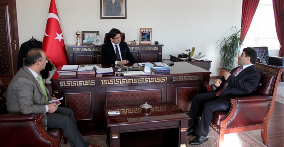 Milli Eğitim Müdürü Kırekin'nden Erciş'e Ziyaret