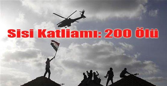 Mısır'da Katliam