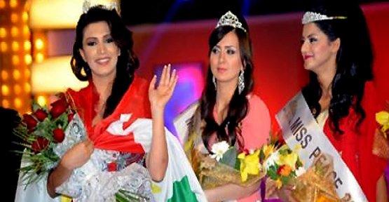 Miss Kürdistan'ın Birincisi Belli Oldu