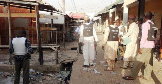 Nijerya'da 100 Kişi Yanlışlıkla Öldürüldü