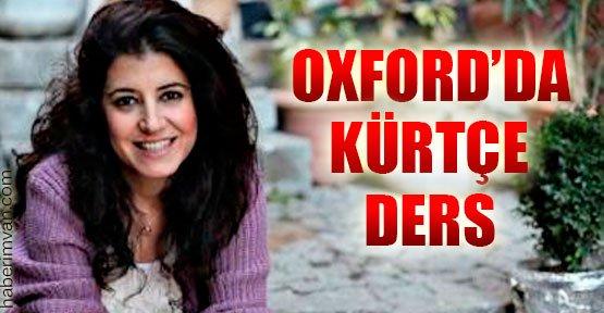 Oxford Üniversitesi'nde Kürtçe Ders