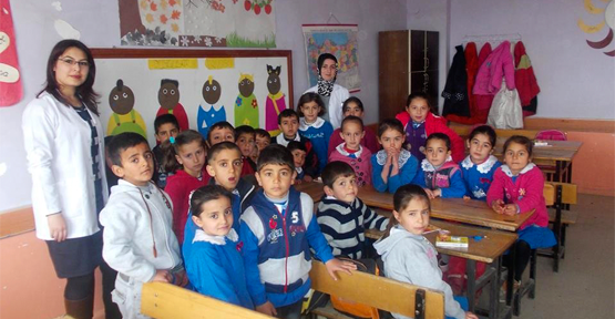 Özalp'ta Vefalı Kampanya
