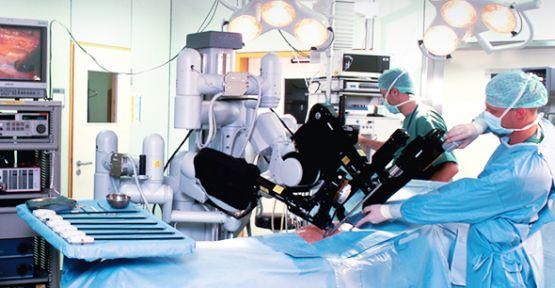Robotik Kalp Ameliyatı