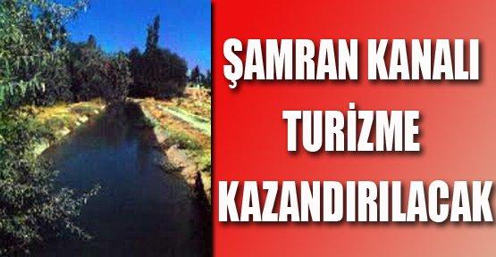 Şamran Kanalı Turizmde Yeni Durak Olacak - Van Haberleri