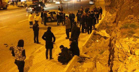 Şanlıurfa'da Yürek Yakan Kaza: 1 ölü 2 yaralı
