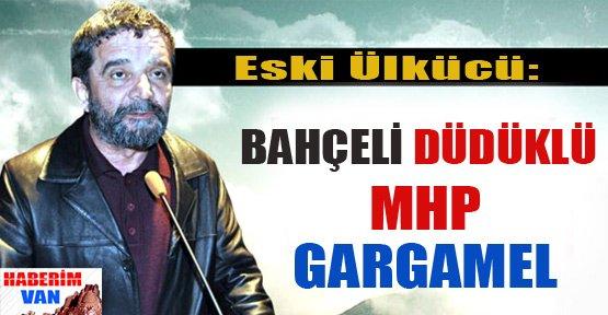 Sürecin kötü adamı MHP