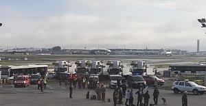 Fransa'da British Airways Uçağındaki Yolcular Tahliye Edildi