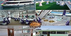 Teknede Yemek Organizasyonu