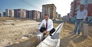 Yenişehir Belediyesi#039;nden Parke...