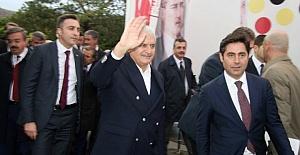 Başbakan Yıldırım Afyonkarahisar'da Açılışa Geldi