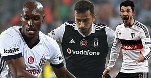 Beşiktaş Orta Sahalarıyla Sözleşme Yenilemek İstiyor
