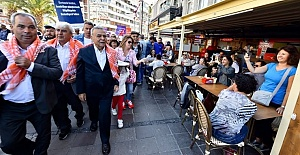 Ege'nin İncisi İzmir'de Yerel Üretim Coşkusu Yaşandı