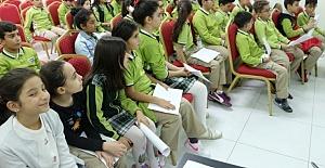 Öğrencilere Doğru Sınav Teknikleri Semineri Verildi