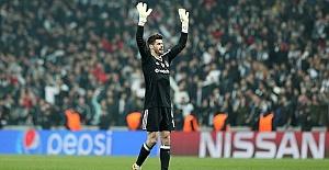 Beşiktaş'ın Vodafone Park'ta Bileği Bükülmüyor