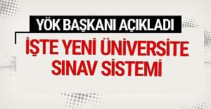 Üniversite Sınav Sistemi Değişikliği