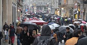 Türkiye'nin Nüfusu 2040 Yılında 100 Milyon Seviyelerinde Olacak