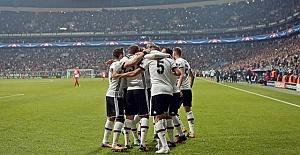 Beşiktaş Hedefe Ulaşmak İstiyor