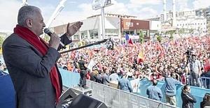 Başbakan'dan İnce'ye Sert Eleştiri:...