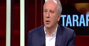 Muharrem İnce'nin Seçim Vaadi: Kanal...