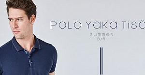 Polo Yaka Tişört Modası