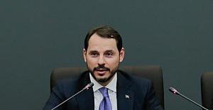 Maliye Bakanı Berat Albayrak#039;tan...