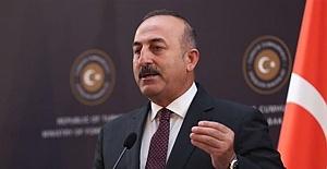 Bakan Çavuşoğlu'ndan ABD'ye...