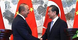 Çin, Türkiye#039;ye Desteğini Yineledi!...