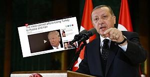CNN'den Trump'a 'Türkiye'...