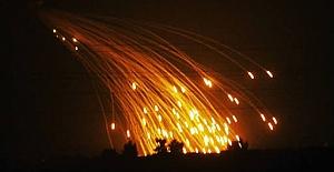 Rusya Duyurdu: ABD Suriye'yi Fosfor Bombasıyla Vurdu!