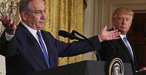 """Trump'ın Sözleri İsrail'i Karıştırdı! """"Filistin Umurumda Değil"""""""