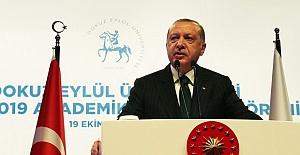 Başkan Erdoğan#039;dan Eğitim Açıklaması:...