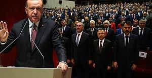 Cumhurbaşkanı Erdoğan Partililere Sert Çıktı: Müdahale Etmekten Bıktım!