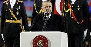 Erdoğan'dan Münbiç Açıklaması: Mezarlarını Hazırlıyorlar!