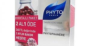 Phyto İle Parlak Saçlara Kavuşun