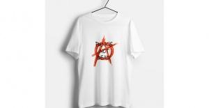 Rock Müzik Severler için Baskılı Metal Tişörtleri