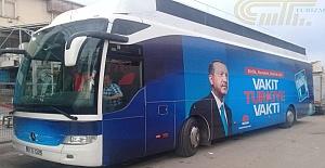 Seçim Otobüsü Kiralama Alanında Öncelikli Tercih