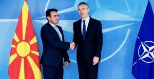 Yunanistandan Makedonyanın NATO...