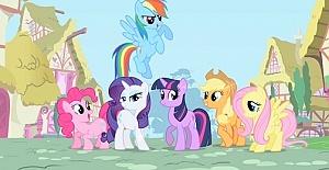 My Little Pony ve Oyunları Oyna